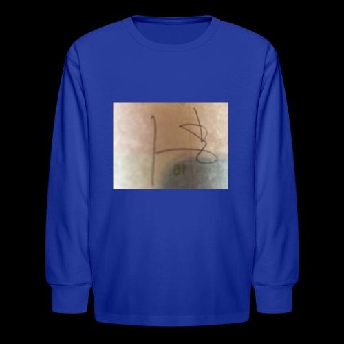 3F8A01D5 E08D 4B9C BEB2 5EB36D924760 - Kids' Long Sleeve T-Shirt