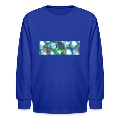 Team10Jr Capitans - Kids' Long Sleeve T-Shirt
