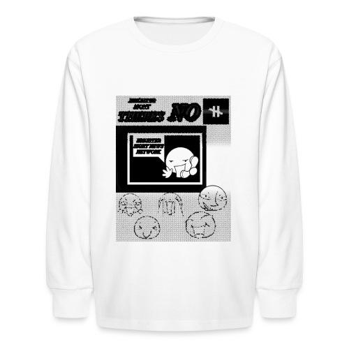 BRIGHTER SIGHT NEWS NETWORK - Kids' Long Sleeve T-Shirt