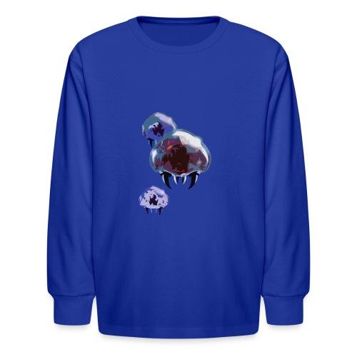 Metroid - Kids' Long Sleeve T-Shirt
