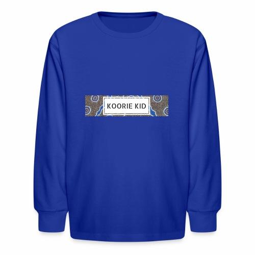 KOORIE KID - Kids' Long Sleeve T-Shirt