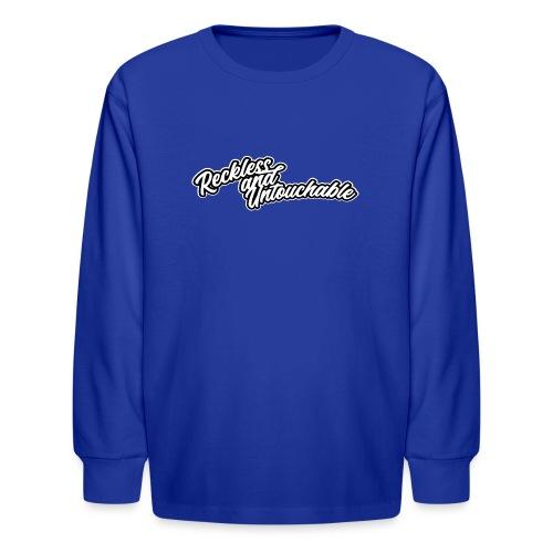 rau 01 - Kids' Long Sleeve T-Shirt