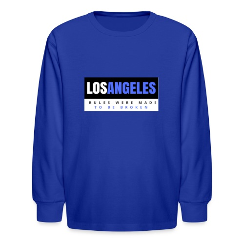LOS ANGELES - Kids' Long Sleeve T-Shirt