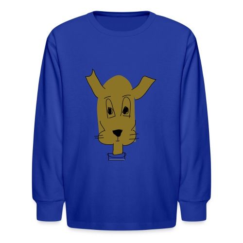 ralph the dog - Kids' Long Sleeve T-Shirt