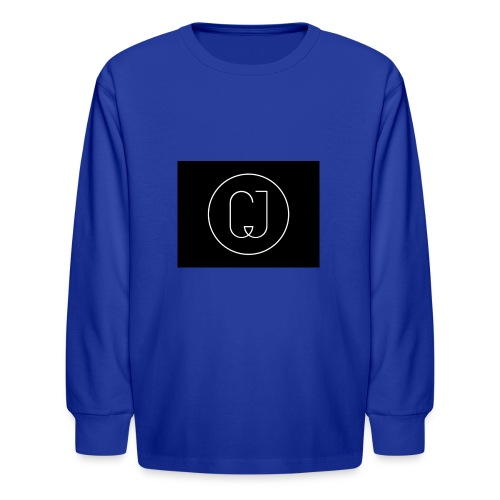 CJ - Kids' Long Sleeve T-Shirt