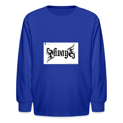 savage - Kids' Long Sleeve T-Shirt