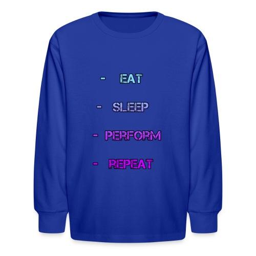 littlelaurzs productions T-shirt - Kids' Long Sleeve T-Shirt