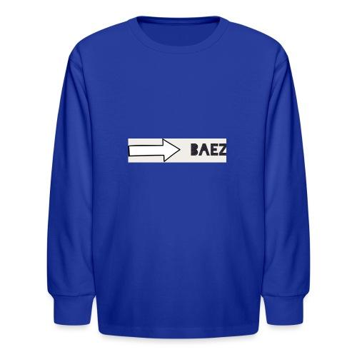 F6F9BD6F 0E25 4118 9E85 FD76DA1EB7FA - Kids' Long Sleeve T-Shirt