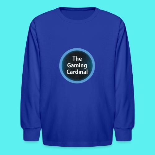 solo logo no back ground - Kids' Long Sleeve T-Shirt