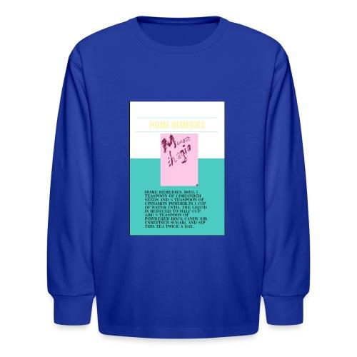 Support.SpreadLove - Kids' Long Sleeve T-Shirt