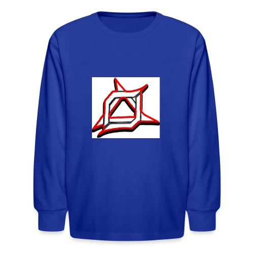 Oma Alliance Red - Kids' Long Sleeve T-Shirt