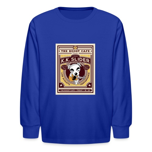 K.K Slider - Kids' Long Sleeve T-Shirt