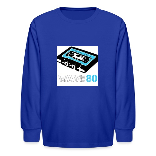 Alt Logo - Kids' Long Sleeve T-Shirt