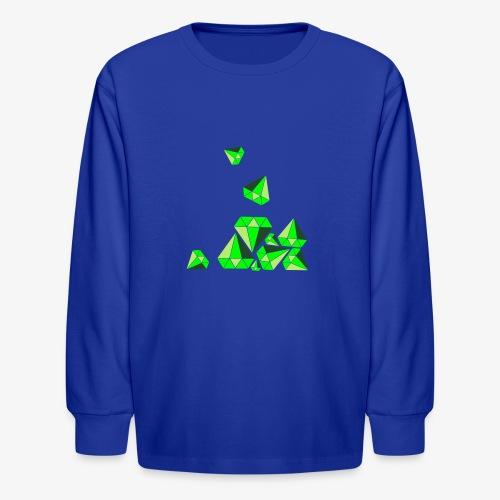 dropagem - Kids' Long Sleeve T-Shirt
