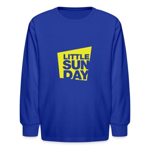 littleSUNDAY Official Logo - Kids' Long Sleeve T-Shirt