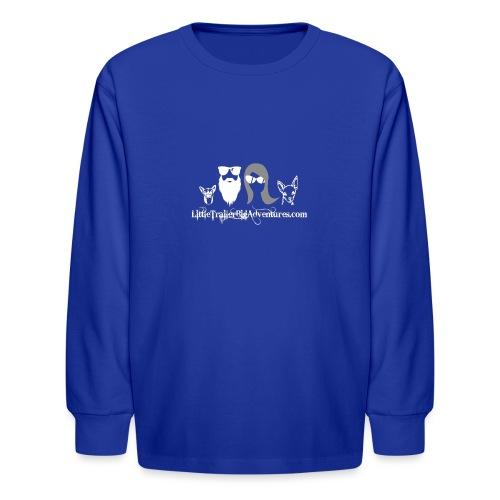 LTBA Head Shots - Kids' Long Sleeve T-Shirt