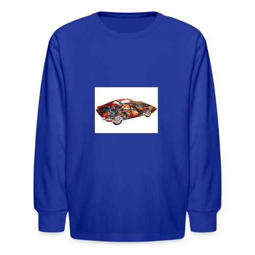 FullSizeRender mondial - Kids' Long Sleeve T-Shirt