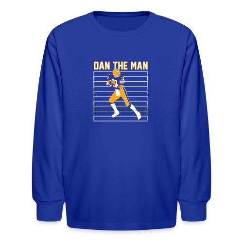 dan - Kids' Long Sleeve T-Shirt