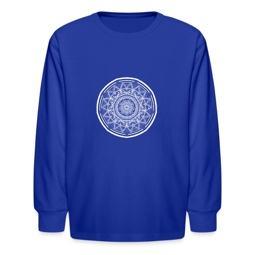 Circle No.1 - Kids' Long Sleeve T-Shirt