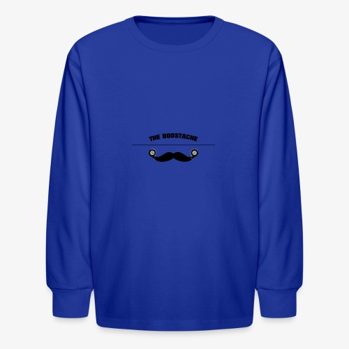 the boostage - Kids' Long Sleeve T-Shirt