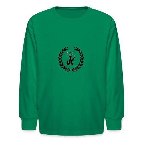 KVNGZ APPAREL - Kids' Long Sleeve T-Shirt