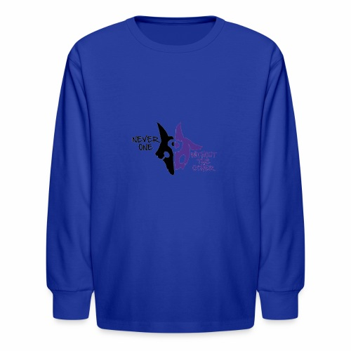 Kindred's design - Kids' Long Sleeve T-Shirt