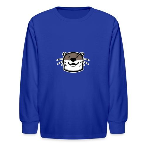 TNC Otter - Kids' Long Sleeve T-Shirt