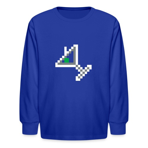 item martini - Kids' Long Sleeve T-Shirt