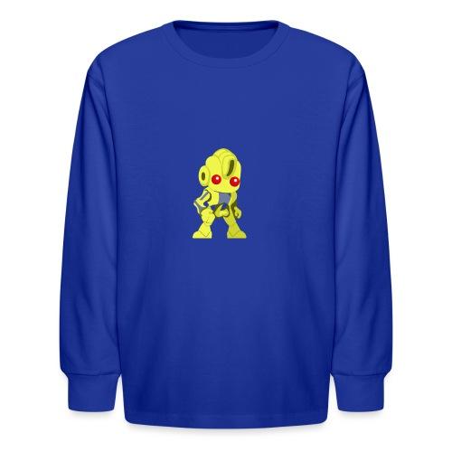 Ex17 Moringa Mens - Kids' Long Sleeve T-Shirt