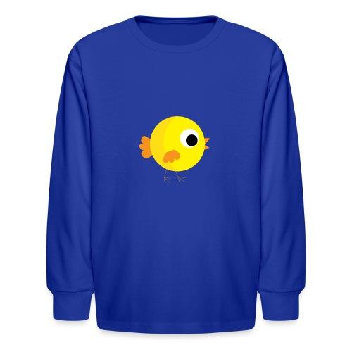 HENNYTHEPENNY1 01 - Kids' Long Sleeve T-Shirt