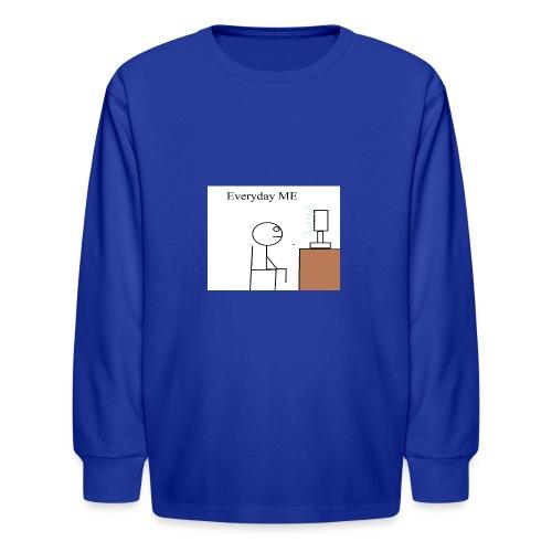 Everyday ME - Kids' Long Sleeve T-Shirt