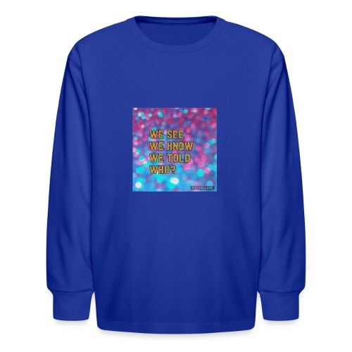 Cicon - Kids' Long Sleeve T-Shirt