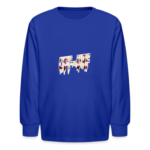 OFF-URF - Kids' Long Sleeve T-Shirt