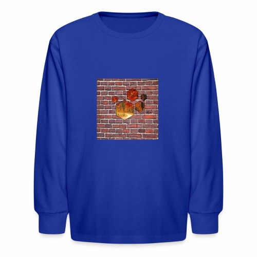 Wallart - Kids' Long Sleeve T-Shirt