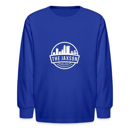 The Jaxson Light - Kids' Long Sleeve T-Shirt