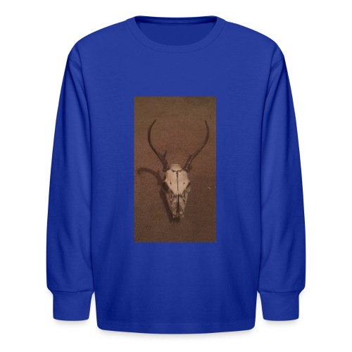 Red neck merchandise - Kids' Long Sleeve T-Shirt