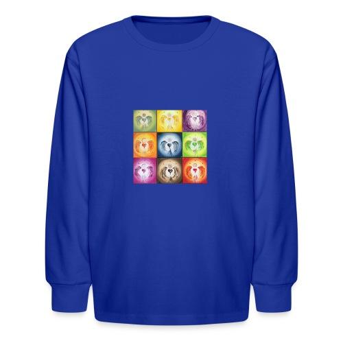 heartangel Mix - Kids' Long Sleeve T-Shirt