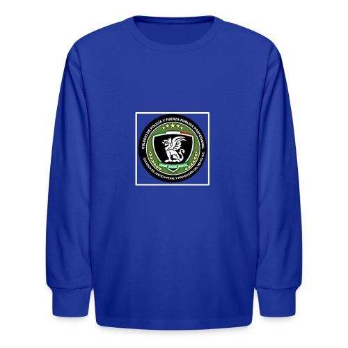 Its for a fundraiser - Kids' Long Sleeve T-Shirt
