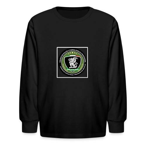 Its for a fundraiser - Kids' Long Sleeve T-Shirt
