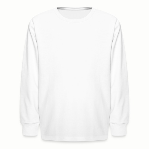 I love my sweet auntie - Kids' Long Sleeve T-Shirt