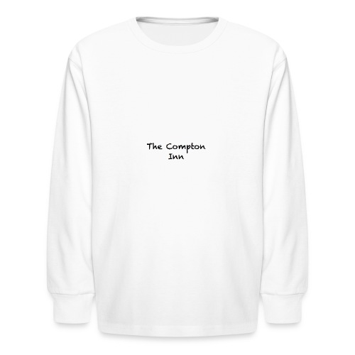 Screen Shot 2018 06 18 at 4 18 24 PM - Kids' Long Sleeve T-Shirt