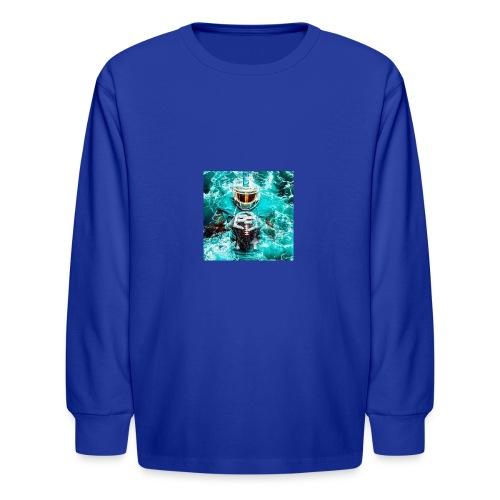 JUICY LANDRY - Kids' Long Sleeve T-Shirt