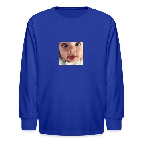 Little angels - Kids' Long Sleeve T-Shirt