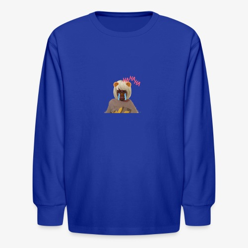 CJ Toys Ha Ha Ha - Kids' Long Sleeve T-Shirt