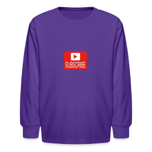 Hotest Merch in the Game - Kids' Long Sleeve T-Shirt