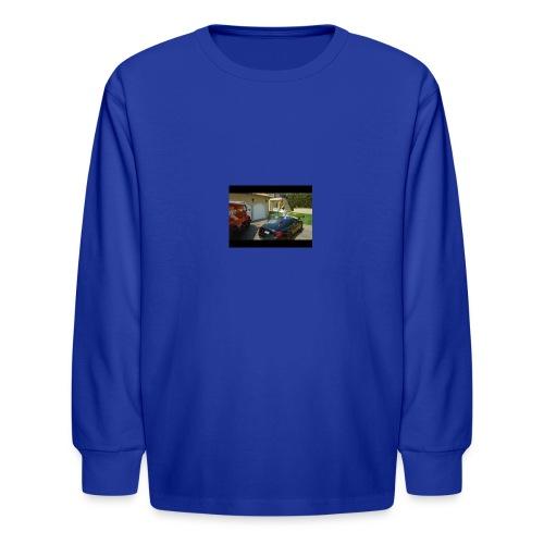 ESSKETIT - Kids' Long Sleeve T-Shirt
