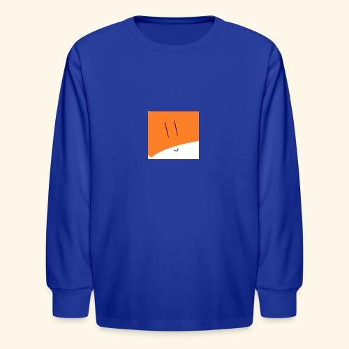 Papery - Kids' Long Sleeve T-Shirt