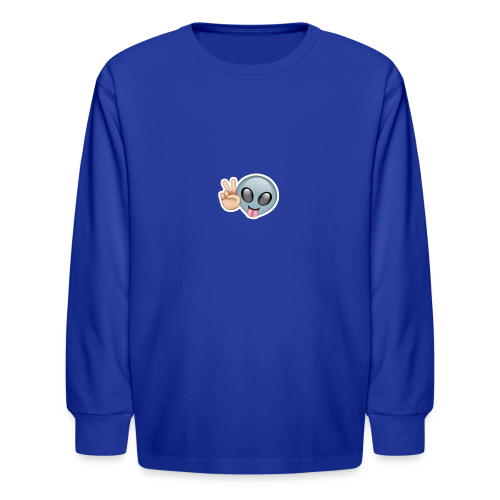 GRAVITNATORS - Kids' Long Sleeve T-Shirt