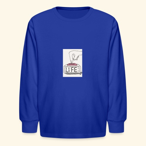Mood - Kids' Long Sleeve T-Shirt