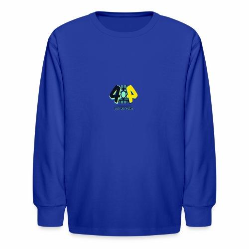 404 Logo - Kids' Long Sleeve T-Shirt